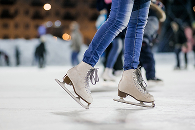 Ice Skating Times & Prices